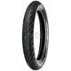 Front/Rear NR55 100/90S-18 Blackwall Tire - T10152