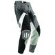Black/White Flux Erosion Pants