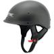 Flat Black FX-72 Helmet