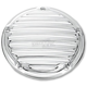 Chrome 5-Hole Nostalgia Derby Cover - 0177-2011-CH