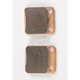 MXS Series Moto-X Sintered Race Brake Pads - MXS54