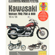 Motorcycle Repair Manual - 2457