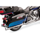 3-1/2 in. Straight-Cut Bazooka Tube Mufflers for 1-3/4 in. Header System - MHC-350ST
