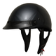 Carbon Look Shorty Half Helmet