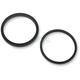 Rear Caliper Seal Only Kit - 1702-0124