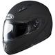 Flat Black CL-Max II Modular Helmet