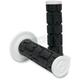 Black/White MX Rogue Grips - H10RGBW