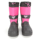 Youth Black/Fuchsia Shredder Boots