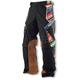 Baja Black/Orange Squadron Pants