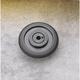 Black Idler Wheel w/Bearing - 0411675