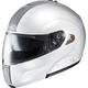 IS-Max BT White Modular Helmet