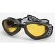 Black G-903 Goggles w/Night Driving Lens - G-903BK/ND
