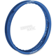 Blue 19 x 2.15 Rear Aluminum Rim - 0210-0320