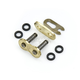 Gold 525 X-Ring Clip Connecting Link - FS-525X-GML