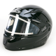 Black CL-MAXIIBTSN Modular Helmet w/Electric Shield