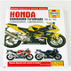 Motorcycle Repair Manual - 4060
