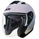 Silver VG-1000 Helmet