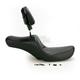 SaddleHyde King Seat w/Driver Backrest - 83G6HFJ
