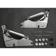 Steel Quick-Detach Backrest Mounting Kit - 34-4007-01