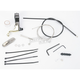 Goldfinger Left Hand Throttle Kit for Yamaha - 007-1026G