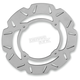 Rear Stainless CX Extreme Vee Brake Rotor - MD6191CX