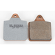 High Friction HH+ Sintered Metal Brake Pads - SDP844SNX