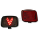 V LED Taillight - V-ROD-V-I-SMOKE