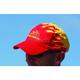 Text Orange/Red Hat - 300401
