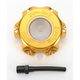 Gold Anodized Gas Cap - 757-G