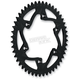Black Aluminum Rear Sprocket
