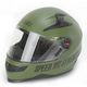 Matte Green Under the Radar 2.0 SS1300 Helmet