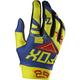 Yellow/Blue 360 Intake Gloves