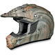 FX-17 Helmet /Adult/Green/Camo/Female/Male