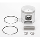 OEM-Type Piston Assembly - 65.5mm Bore - 09-7162
