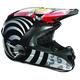 Force Hypnosis Black/Red Helmet