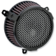 Black Plain Air Cleaner Kit - 606-0103-03B