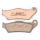 Standard Sintered Metal Brake Pads - DP617