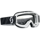 White Model 89Si Youth Goggles w/Clear Standard Lens - 217800-0002041