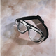 Red Baron Goggles with Stainless Steel Frame - DS-110329