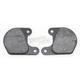 Organic Kevlar® Brake Pads - 1720-0199