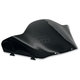 16 3/4 in. Black Low-Cut Windshield - 450-643-50