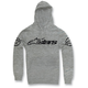 Heather Gray Recognized Pullover Hoody