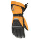Black/Orange Storm Gloves