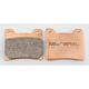 Double-H Sintered Metal Brake Pads - FA88HH
