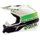 Green/Black 7 Series Ultra-Lite 83 Helmet