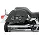 Custom-Fit Drifter Slant Saddlebags - 3501-0439