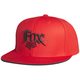 Red Decade Snapback Hat - 08106-003-OS