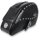 Desperado Rigid-Mount Teardrop Saddlebags w/Integrated LED Marker Lights - 3501-0464-LES