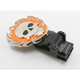 Replacement Flaming Skull Clip - BBS/FSC