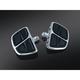 Chrome Kinetic Mini Boards w/Male Mount - 7610